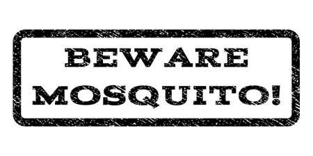 beware: Beware Mosquito! Illustration