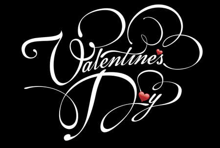 Nice ornaments for your Valentines design Stock Photo - 11295279