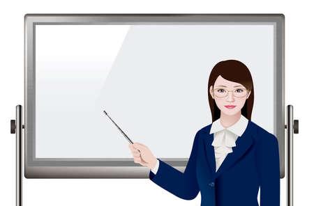 explaining: Presentation