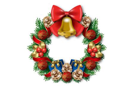 Christmas Wreath photo