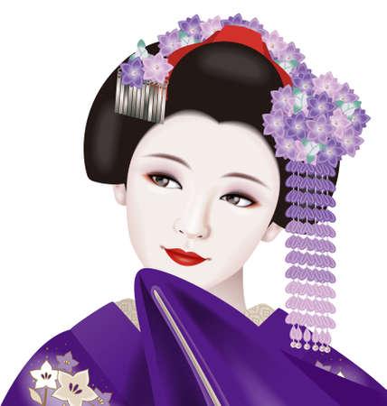 Geisha,Kyoto photo
