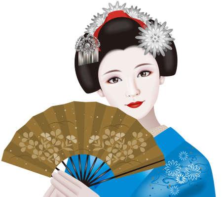 Geisha,Kyoto