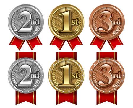 Medal 免版税图像
