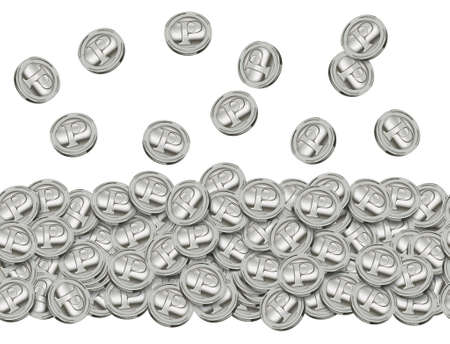 innumerable: Coins of silver,Illustrations successive