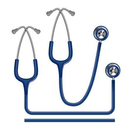 聴診器、チューブの長さを変更することができます。