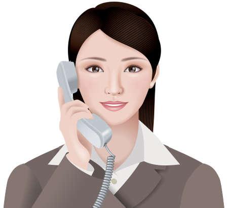 Call center Stockfoto