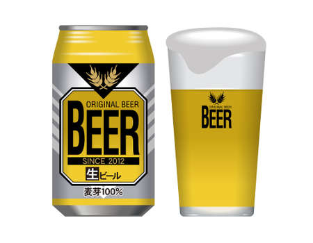 Beer and Beer mug