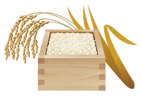 쌀과 쌀의 귀
