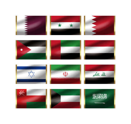 Flags of the world photo