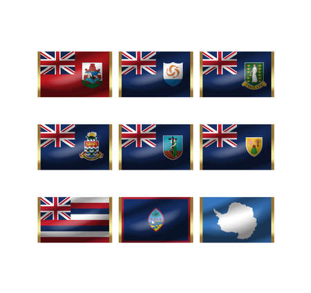 bermuda: Flags of the world