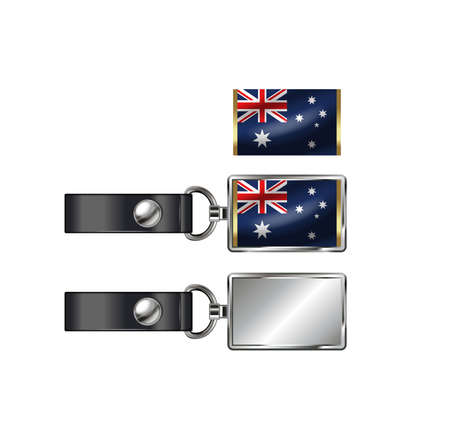 put the key: Key Chains,It is used to put an illustration of the national flag in the key chain.
