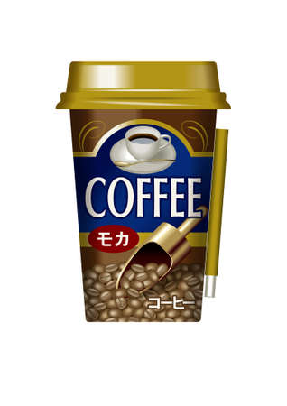 instant coffee: Instant Coffee cup