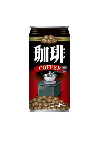 ml: Canned coffee