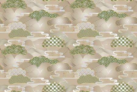 Seamless patterns.