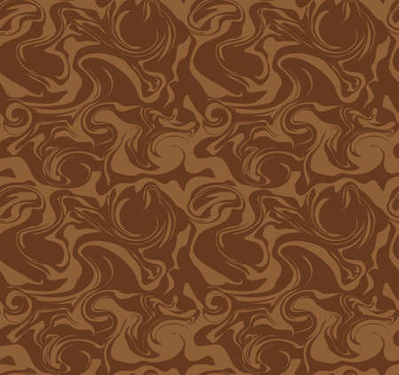 brownness: The background of the marble pattern.  Brown color. Seamless pattern. Stock Photo