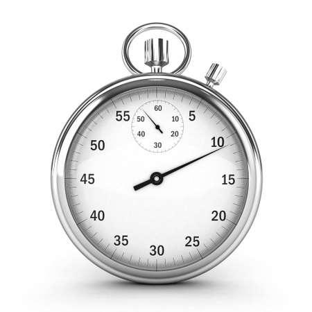 cronometro: 3D Cronómetro aislado
