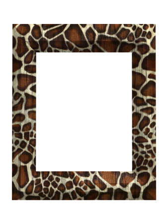 Useful frame for your design - picture frame  Stock Photo