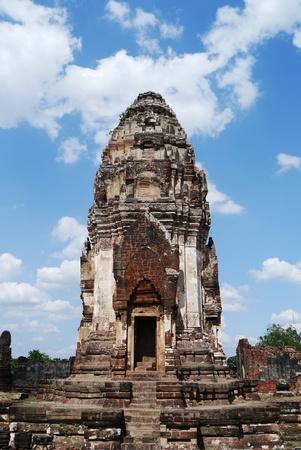 archaeologically: Wat Phra Sri Ratana Mahathat ,thailand