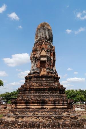 archaeologically: Wat Phra Sri Ratana Mahathat ,thailand,pagoda