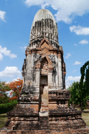archaeologically: Wat Phra Sri Ratana Mahathat ,thailand ,pagoda