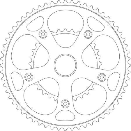 fiets crank