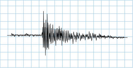 ondata di terremoto
