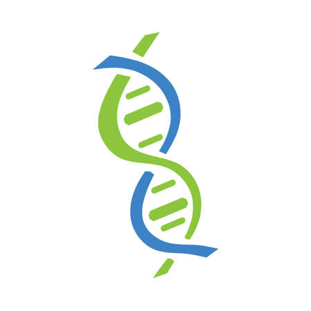 dna Stock Vector - 8609741