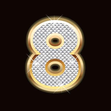 Eight bling