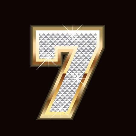 sept: Sept bling