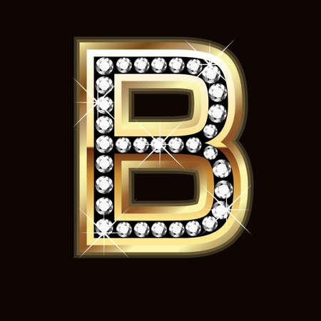 group b: B bling