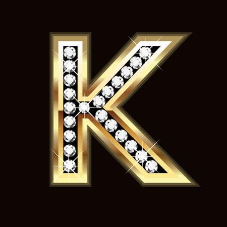 flashy: K bling