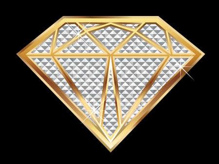 Diamond Фото со стока - 9835977
