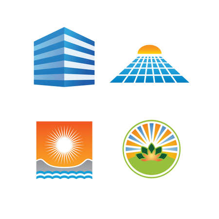 Logo Design elements Stock Vector - 10837033