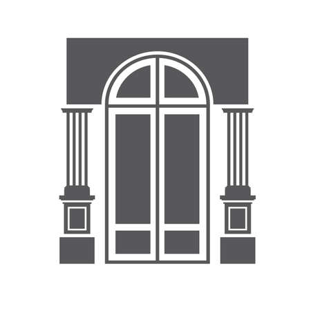Door Entrance Vector