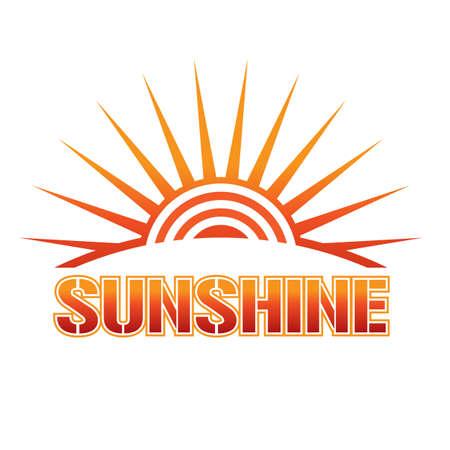 Sunshine Ilustrace