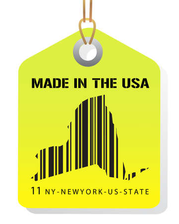 united stated: Made in New york