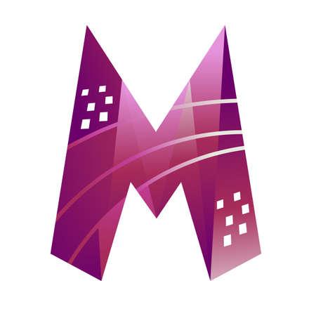 letter: M letter