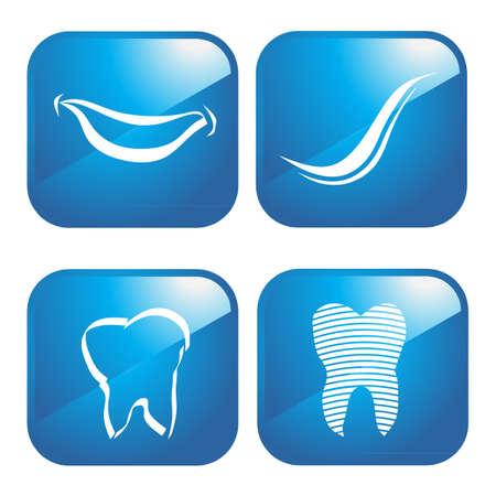 Tanden en glimlacht
