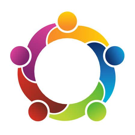 solidaridad: El trabajo en equipo 5