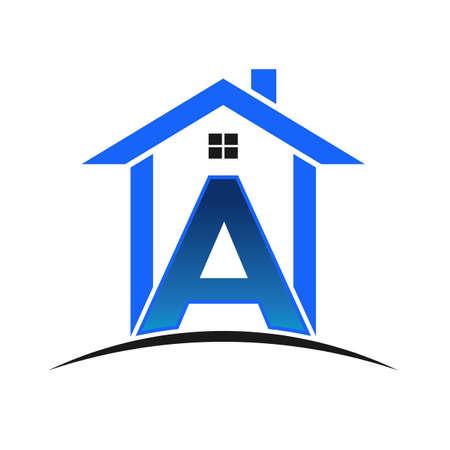 house: A house