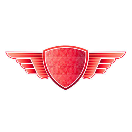 shinning: Red wing shield