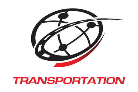Transport logo Stock Vector - 13150316