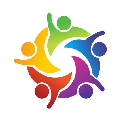 personas ayudando: El trabajo en equipo 5