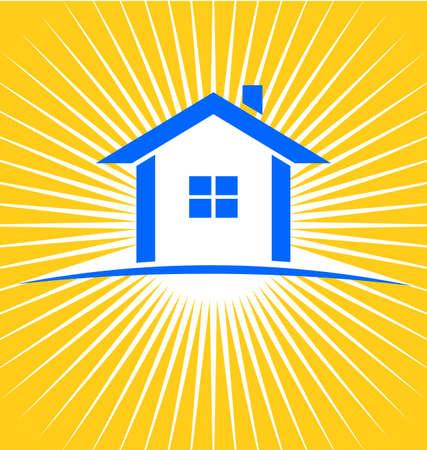residential homes: House Sunburst