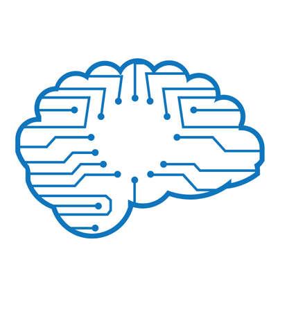 電子チップ脳
