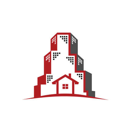 Logo  Real Estate concept Stock Vector - 14417466
