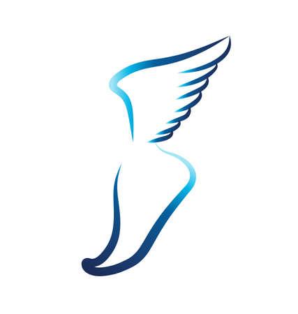 alas de angel: Flying pie