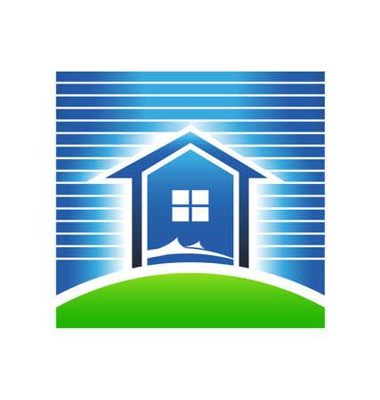 Beach house Stock Vector - 16227448