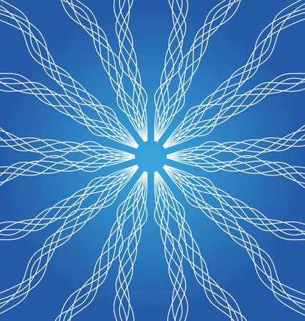bolt: Electric rays Illustration