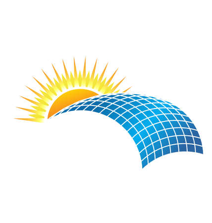 Solar Business Vector